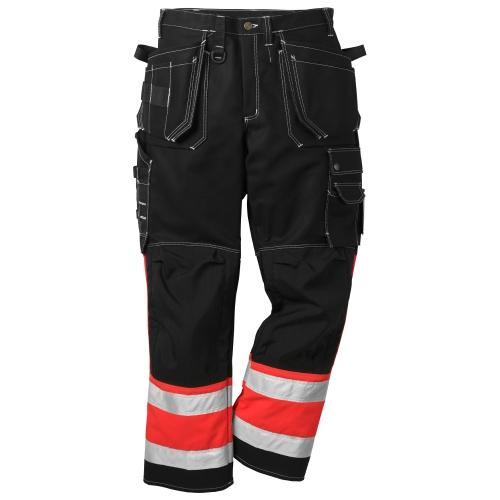 High Vis Handwerkerhose Kl. 1 247 FAS