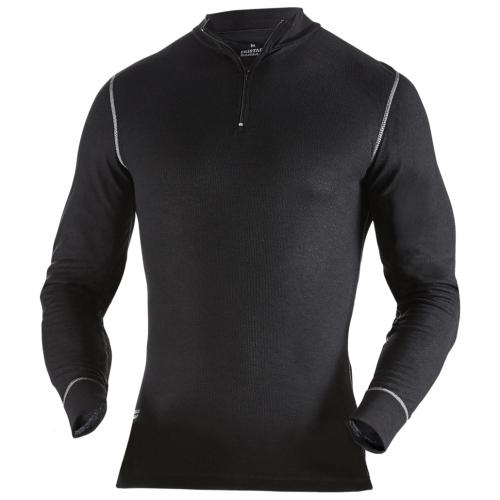Zipper-T-Shirt Langarm 789 OF