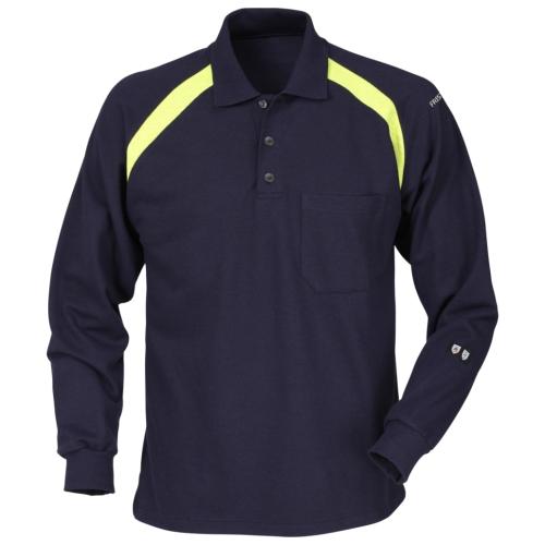 Flamestat Poloshirt Langarm 784 PFLA