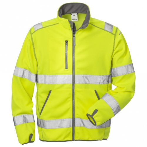 High Vis Softshell-Jacke Kl. 3 4840 SSL