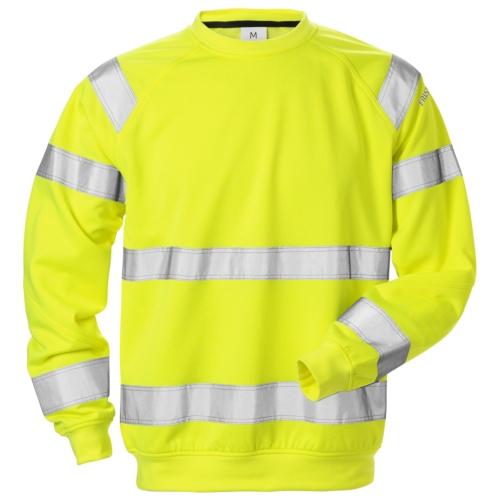 High Vis Sweatshirt 7446 SHV