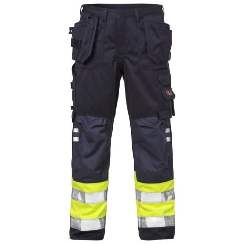 Flamestat High Vis Handwerkerhose Kl. 1 2094 ATHP