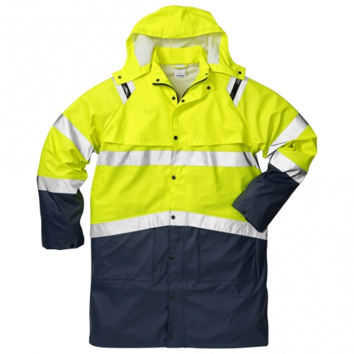 High Vis Regenmantel Kl. 3 4634 RS