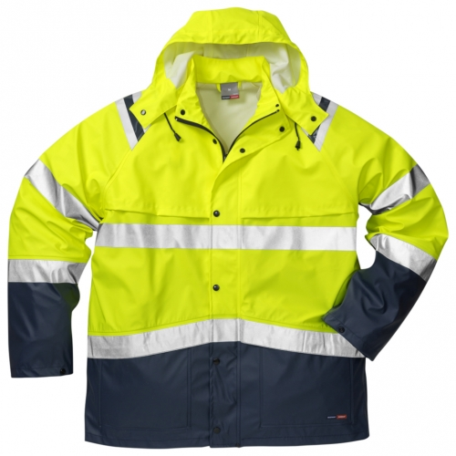 High Vis Regenjacke Kl. 3 4624 RS