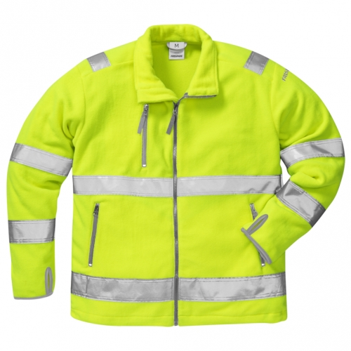 High Vis Fleecejacke Kl. 3 4400 FE