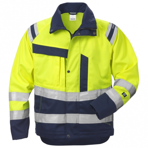 High Vis Jacke Damen Kl. 3 4129 PLU