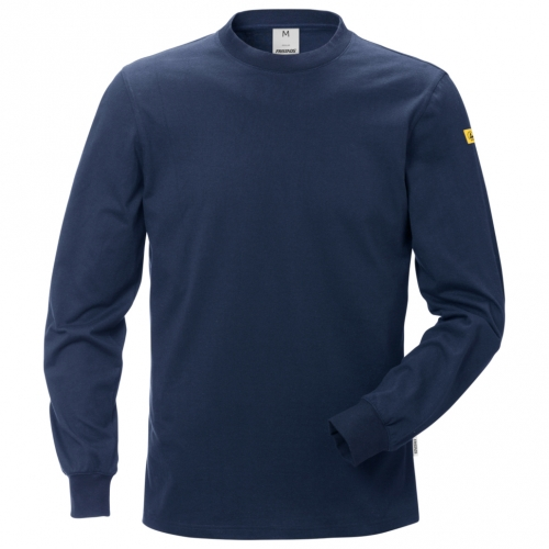 ESD T-Shirt Langarm 7082 XTM