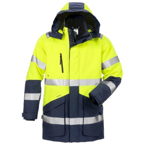 High Vis GORE-TEX® Winter-Parka Kl.3 4989 GXB