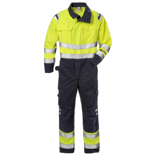 Flame High Vis Overall Kl. 3 8175 ATHS
