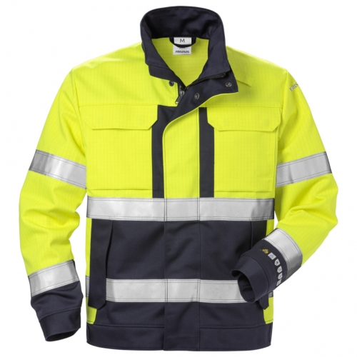 Flame High Vis Jacke Kl. 3 4584 FLAM
