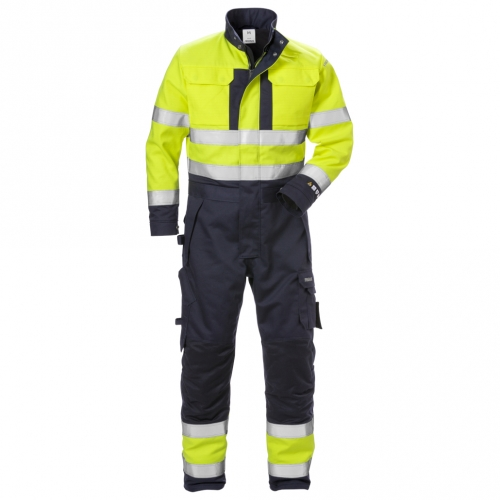 Flame High Vis Winteroverall 8088 FLAM