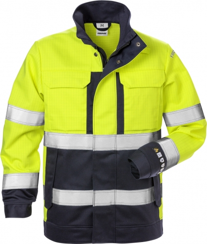 Flame High Vis Jacke Damen Kl. 3 4590 FLAM