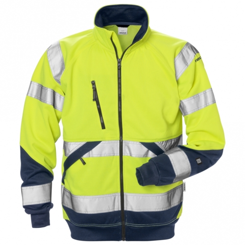 High Vis Sweatjacke Kl. 3 7426 SHV