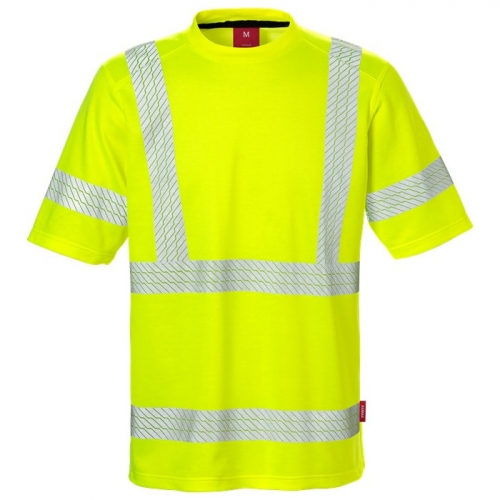 High Vis T-Shirt Kl. 3 7087 THV