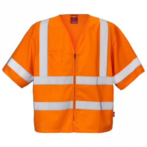 High Vis Weste Kl. 3 500 NV