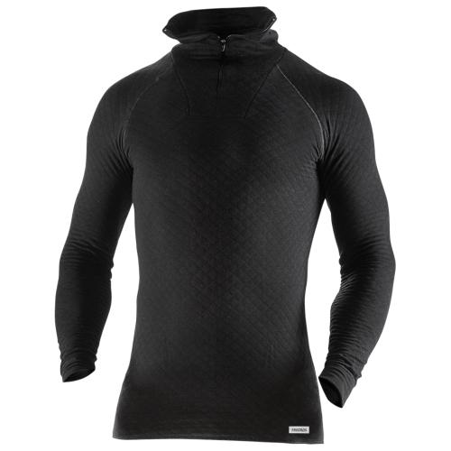 Zipper-T-Shirt Langarm 742 PC