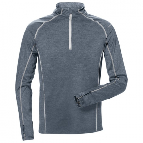 Zipper-Sweatshirt Langarm 7514 LKN