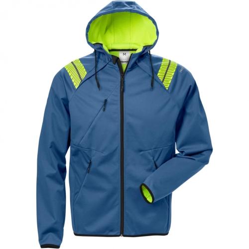 Softshell-Jacke mit Kapuze 7461 BON