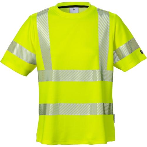 High Vis Damen-T-Shirt, 7458 THV