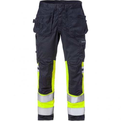 Flamestat High Vis Stretch-Handwerkerhose, 2163 ATHF