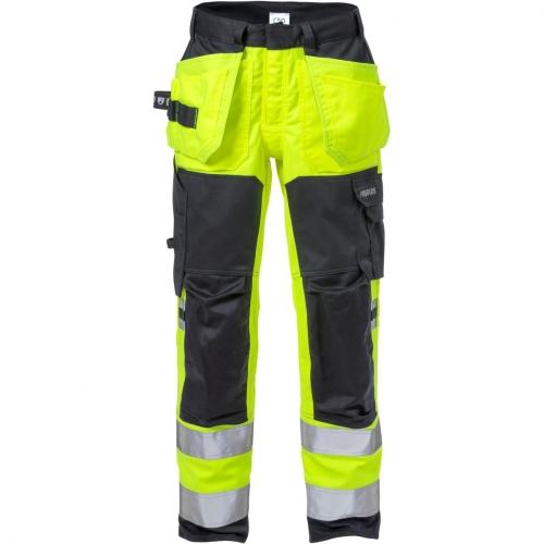Flamestat High Vis Stretch-Handwerkerhose, 2167 ATHF