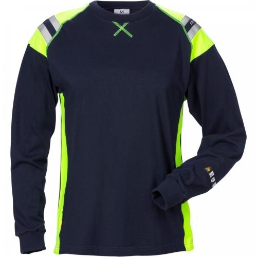 Flamestat T-Shirt, Langarm, Damen 7098 TFLH
