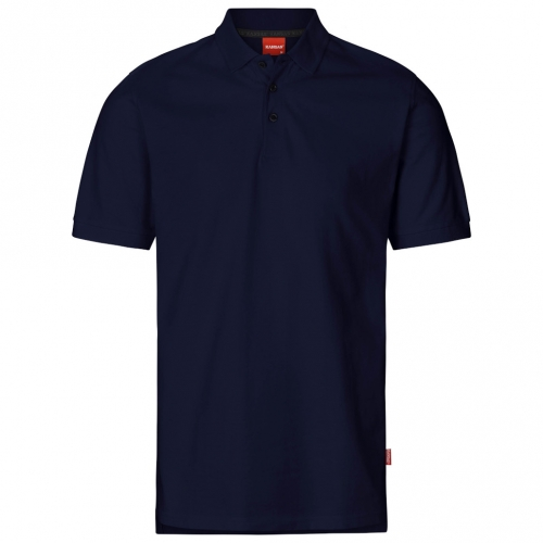 Apparel Piqué Baumwoll-Poloshirt